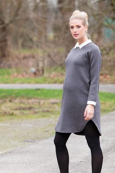 Robe de grossesse & allaitement Anatol