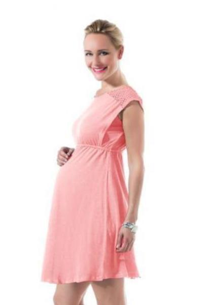 Robe de grossesse & allaitement Rida